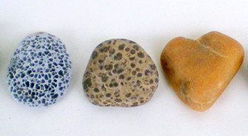 Types of Pebble Rocks